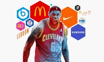 LeBron James' Endorsement Deals