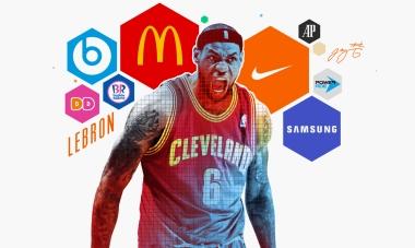 LeBron James' Endorsement Deals